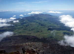 Azores - Pico - view from Pico